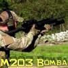 Özel Tim Sat Kursu – M203 Bomba Atar