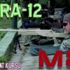 Özel Tim Sat Kursu – BORA-12 ve M82