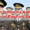Jandarma Genel Komutanlığı 3400 Muvazzaf-Sözleşmeli Astsubay Alacak