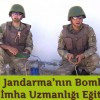 Jandarma'nın Bomba İmha Uzmanlığı Eğitimi
