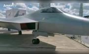 İlk yerli savaş uçağının modeli Paris'te sergileniyor