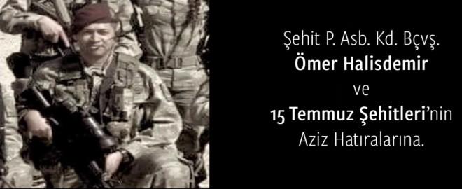 Özel Kuvvetler 15 Temmuz Şehidi: Ömer Halisdemir