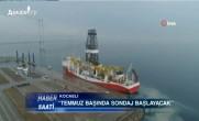 Türkiye'nin Üçüncü Petrol Arama Gemisi Temmuz'da Sondaja Başlayacak