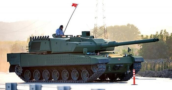 Otokar, yerli tank 'ALTAY' için son teklifini verdi