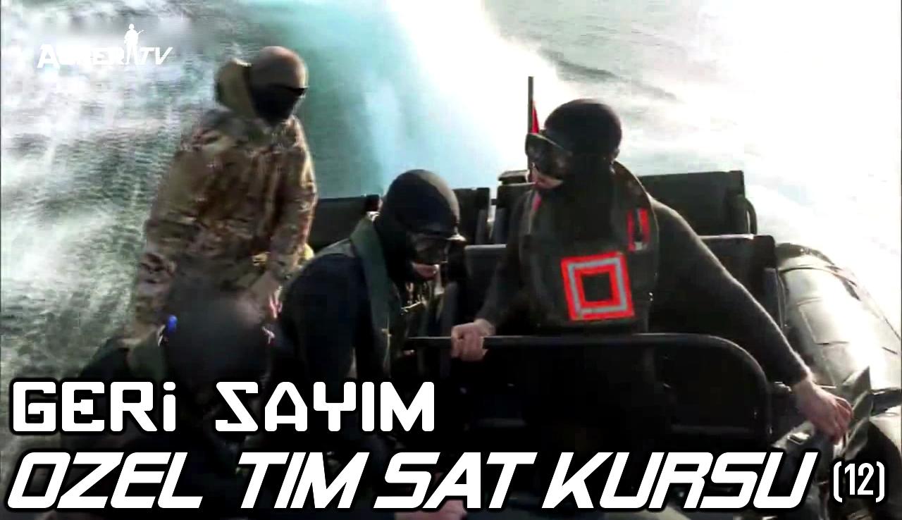 Özel Tim | SAT Kursu (12. Bölüm) GERİ SAYIM