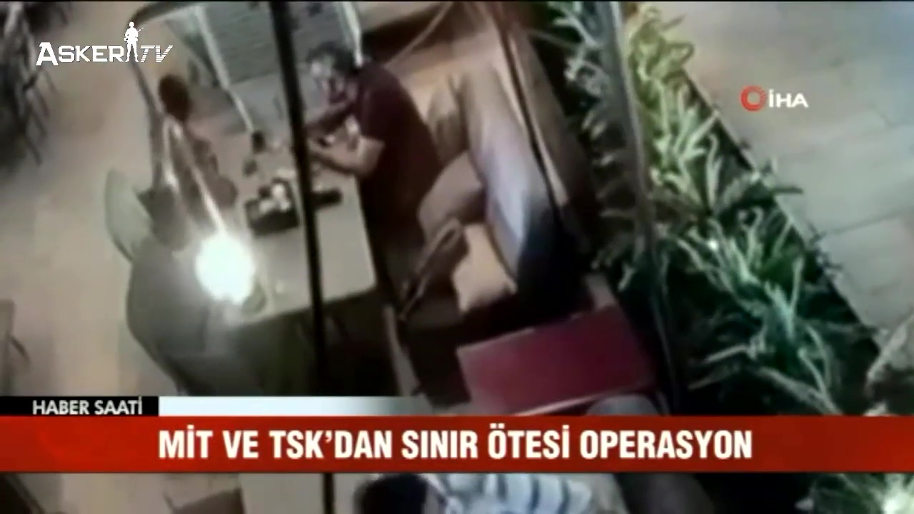 MİT ve TSK'dan Sınırötesi Operasyon
