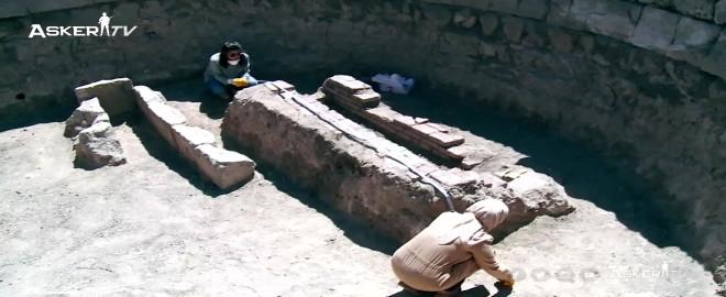 Sultan Alaaddin Keykubat'ın Mezarı Bulundu
