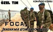 Özel Tim | FOÇA Jandarma Komando Okulu 1 | Komando Kursu
