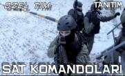 Özel Tim SAT Komandoları Tanıtım
