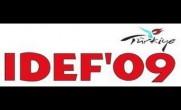 IDEF 2009 Savunma Sanayi Fuarı