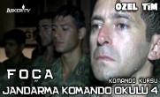Özel Tim   FOÇA Jandarma Komando Okulu 4   Komando Kursu