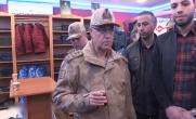 Jandarma Genel Komutanı eski habercisiyle karşılaşırsa
