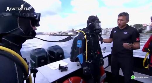 TEŞKİLAT | 7. Bölüm | Deniz Polisi | Kurbağa Adamlar