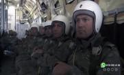 Paraşütçü Komandolar Gökyüzünde