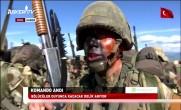 Bingöl'de Komandoların Terörle Mücadele Operasyonu