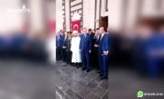 Cumhurbaşkanımızın JSGA Camii açılış töreni