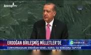 Cumhurbaşkanı Erdoğan'dan Dünya 5'ten büyüktür mesajı