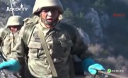 Bolu Komandolarının Amansız Tatbikat Görüntüleri