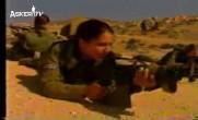 Yıldızlar Programı İsrail Askerlerinin Eğitimi