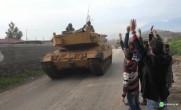 Zeytin Dalı Harekâtı'nın 1. Yıldönümü