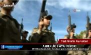 ASKERLİK 6 AYA İNİYOR!