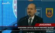 JANDARMA 2019'DA REKOR PERSONEL ALACAK!