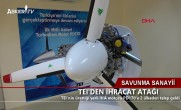 TEI'DEN IHRACAT ATAĞI | İlk Milli İHA Motoru PD170