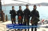 15 Temmuz Köprüsü'nde Kadın Komandoların Gösterisi!