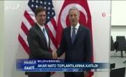 Hulusi Akar NATO Toplantısına katıldı