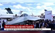 İşte Türkiye'nin ilk yerli savaş uçağı