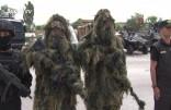 Jandarma Özel Asayiş TİM'leri Göz Doldurdu