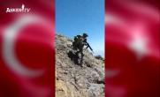 Pençe Harekâtı'nda Komandolar | 3 bin metre | -10 derece soğukta görevde!