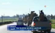 TSK İdlib'de Devriye Geziyor!