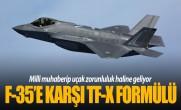 5. Nesil Savaş Uçağımız TFX Ne Durumda? F-35'den Daha Üstün!!!