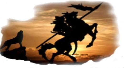 Ergenekon Yurdun Adı, Börteçine Kurdun Adı!