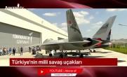 TUSAŞ   5. Nesil Yerli Savaş Uçağı TFX ve Eğitim Uçağı HÜRJET