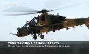 Türk Savunma Sanayii ATAK'TA