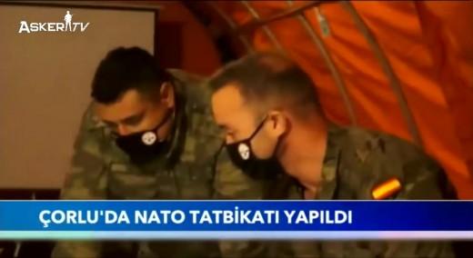 Türkiye NATO Tatbikatına Ev Sahipliği Yaptı