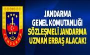 2022 Yılı Sözleşmeli Jandarma Uzman Erbaş Temini