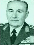 Genelkurmay Başkanı: Nurettin Ersin