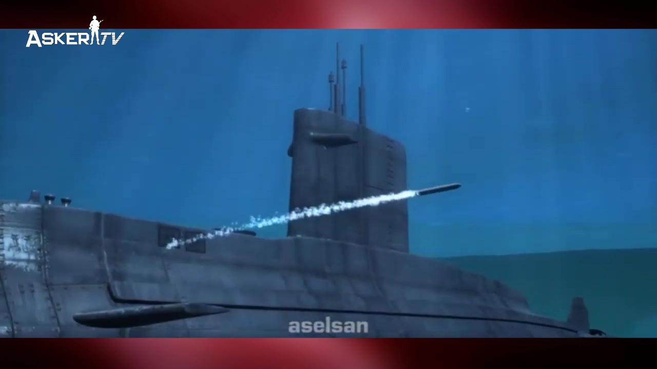 ASELSAN deniz altında ilke imza attı