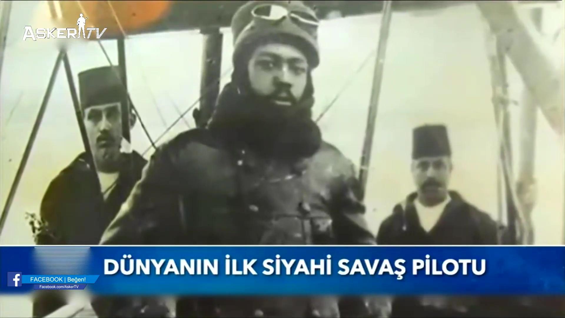 Dünyanın İlk Siyahi Pilotu