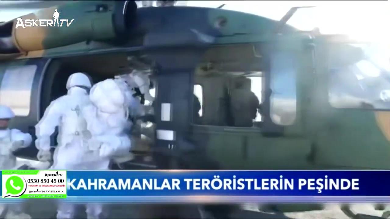 Kahramanlar Teröristlerin Peşinde